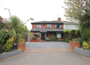 Thumbnail 4 bed semi-detached house for sale in Balsall Street, Balsall Common