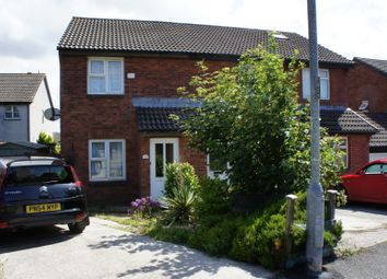 Thumbnail 2 bed semi-detached house to rent in Glenthorne Road, Threemilestone, Truro