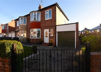 Thumbnail 3 bedroom semi-detached house for sale in Kentmere Avenue, Walkergate, Newcastle Upon Tyne