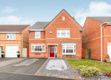 Thumbnail 4 bed detached house for sale in Martham Gardens, St. Helens, Merseyside