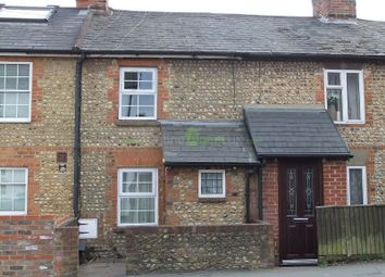 Thumbnail 2 bed terraced house to rent in Upper Hale Road, Farnham, Surrey.