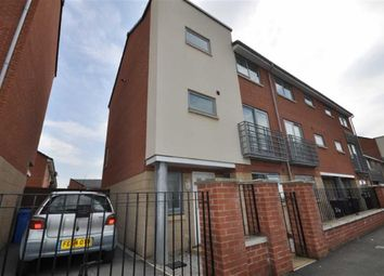Thumbnail 4 bed town house to rent in Brennock Close, Manchester