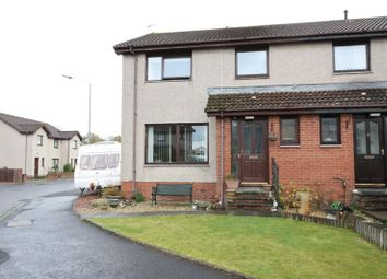 Thumbnail 3 bed semi-detached house for sale in The Meadows, Coalsnaughton, Tillicoultry
