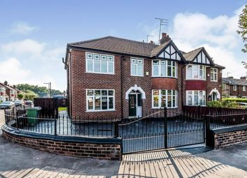 Thumbnail 5 bed semi-detached house for sale in Barcicroft Road, Heaton Mersey, Stockport, Gtr Manchester