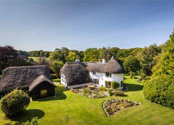 Sutton Wood Lane, Bighton, Alresford, Hampshire SO24. 5 bed detached house