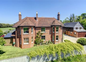 6 bed detached house for sale in Station Road, Pyrton, Watlington, Oxfordshire OX49