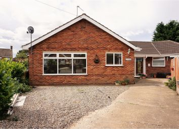 Thumbnail 5 bed detached bungalow for sale in The Close, Great Yarmouth