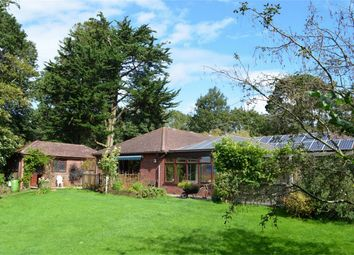 Thumbnail 4 bed detached house for sale in Pinetops, Knappe Cross, Brixington Lane, Exmouth, Devon