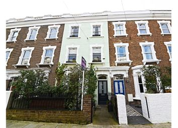Thumbnail 4 bed terraced house for sale in Countess Road, London