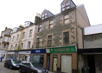 Thumbnail 2 bedroom flat for sale in Flat 1/1, 77 Montague Street, Rothesay, Isle Of Bute