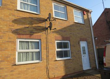 Thumbnail 1 bed property to rent in 5 Church Drove, Outwell, Wisbech