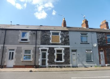 Thumbnail 1 bed terraced house for sale in Kilcattan Street, Splott, Cardiff