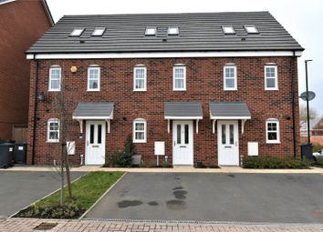 Thumbnail 3 bed terraced house for sale in Ward Place, Selly Oak, Birmingham