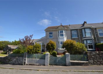 Thumbnail 3 bed end terrace house for sale in Carnkie, Helston, Cornwall