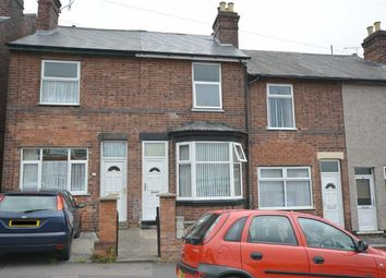 Thumbnail 2 bed terraced house for sale in 23, Foljambe Road, Chesterfield, Derbyshire