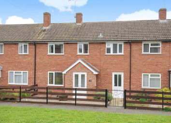 Thumbnail 3 bed terraced house for sale in Newlands Road, Leominster
