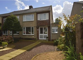 Thumbnail 4 bedroom semi-detached house for sale in Badminton Road, Coalpit Heath, Bristol