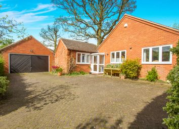 Thumbnail 3 bed detached bungalow for sale in Burberry Grove, Balsall Common, Coventry