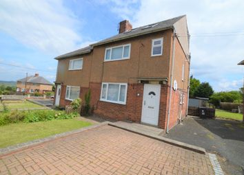 Thumbnail 3 bed semi-detached house for sale in Milton Grove, Prudhoe