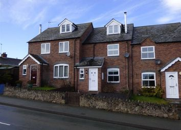 Thumbnail 3 bed terraced house for sale in Waterloo Fields, Kingswood, Welshpool