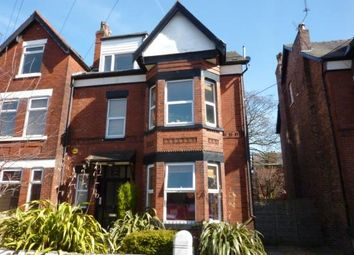 Thumbnail 3 bed flat to rent in Zetland Road, Chorlton-Cum-Hardy, Manchester
