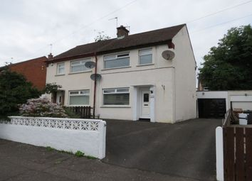 Thumbnail 2 bedroom semi-detached house for sale in Cherryhill Road, Dundonald, Belfast