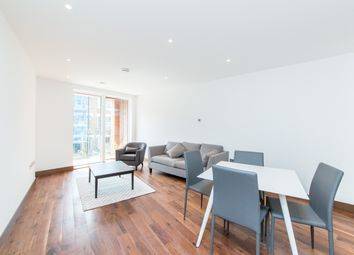 Thumbnail 1 bed flat for sale in Beaufort Court, The Residence, West Hampstead