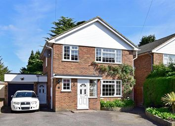Thumbnail 4 bed detached house for sale in Lyme Regis Road, Banstead, Surrey