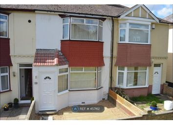 Thumbnail 3 bed terraced house to rent in Broom Hill Road, Strood