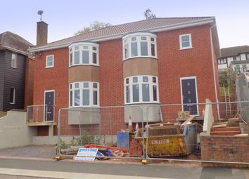 Thumbnail 3 bed semi-detached house for sale in Masey Road, Exmouth, Devon