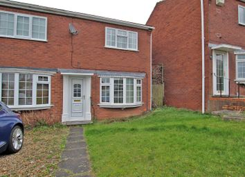 Thumbnail 2 bed town house to rent in Crawford Rise, Arnold, Nottingham