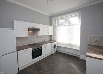 Thumbnail 1 bed flat for sale in East Hamilton Street, Greenock