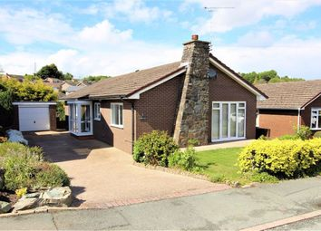 Thumbnail 3 bedroom bungalow for sale in Hope View, Brookfield Road, Welshpool, Powys