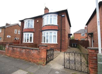 Thumbnail 2 bed semi-detached house to rent in Mallard Road, Darlington