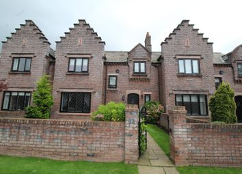 Thumbnail 3 bed terraced house for sale in Rickerby Court, Rickerby, Carlisle, Cumbria