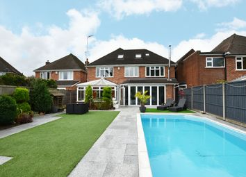 6 bed detached house for sale in Claverdon Close, Solihull B91