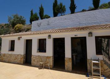 Thumbnail 4 bed country house for sale in Spain, Málaga, El Borge