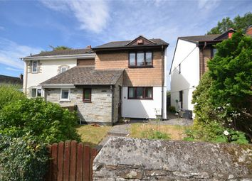 Thumbnail 3 bed semi-detached house for sale in Tregony Road, Probus, Truro, Cornwall