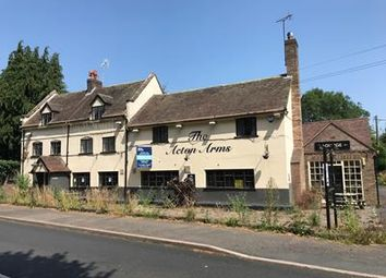 Thumbnail Pub/bar for sale in Acton Arms, Houghton Lane, Morville, Bridgnorth, Shropshire