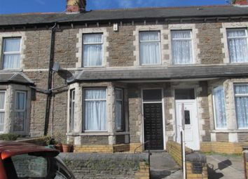 Thumbnail 4 bed terraced house to rent in Court Road, Barry, Vale Of Glamorgan