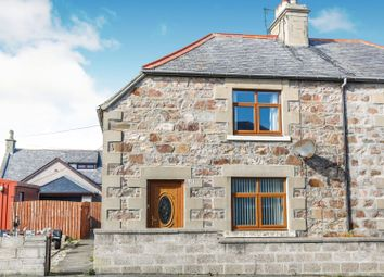 Thumbnail 3 bedroom semi-detached house for sale in Admiralty Street, Buckie