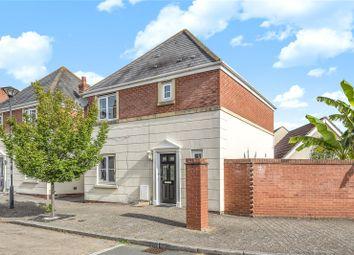 Thumbnail 3 bed detached house for sale in Hartington Road, Oakhurst, Swindon