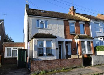 Thumbnail 3 bed end terrace house for sale in Harvey Road, Rainham, Gillingham