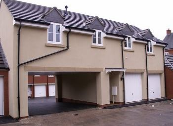 Thumbnail 2 bed property to rent in Cloatley Crescent, Royal Wootton Bassett, Wiltshire