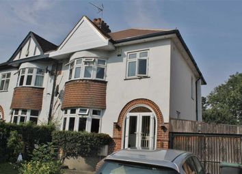 Thumbnail 3 bed semi-detached house to rent in Wrotham Road, Meopham, Gravesend