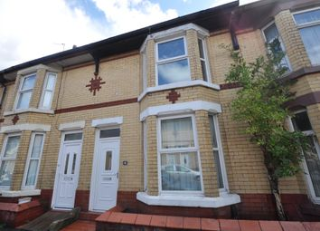 Thumbnail 3 bed terraced house for sale in Merton Road, Wallasey