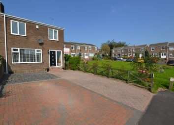 Thumbnail 3 bed end terrace house for sale in St. Margarets Drive, Tanfield, Stanley