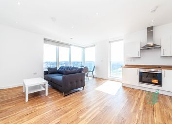 Thumbnail 2 bed flat for sale in Chatham Waters, Gillingham