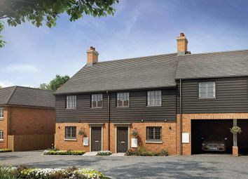 Thumbnail 3 bed terraced house for sale in Three Fields Road, Tenterden