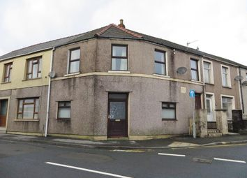 Thumbnail 3 bed end terrace house for sale in Clydach Street, Brynmawr, Ebbw Vale